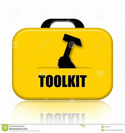 Toolkit Tool Kit Clipart Clip Royalty Hammer