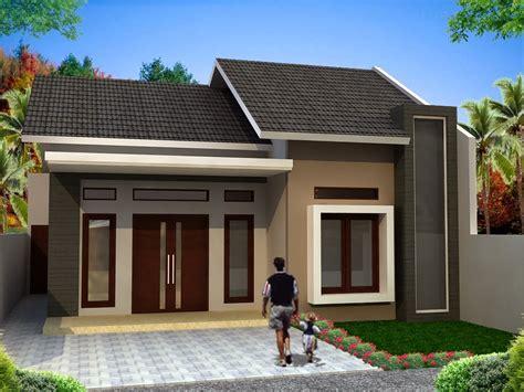warna rumah minimalis  bagus cantik tapi modern