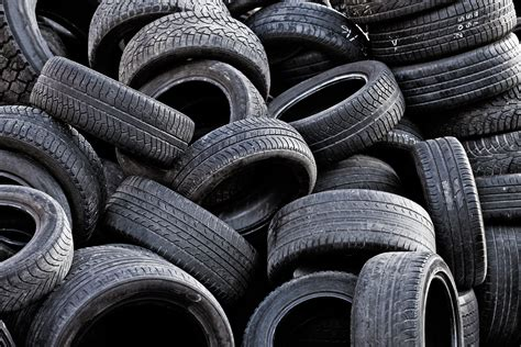 What Happens To Your Old Tyres