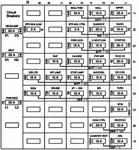 1997 Grand Prix Se Fuse Box Wiring Diagram