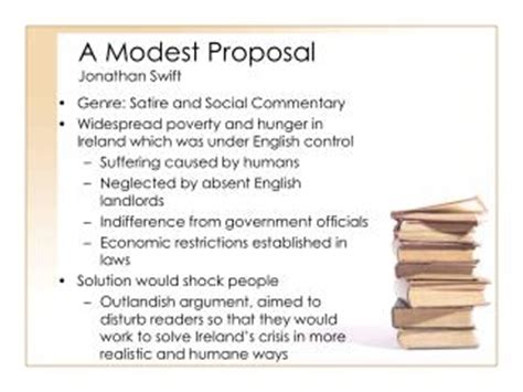 age  reason  modest proposal jonathan swift
