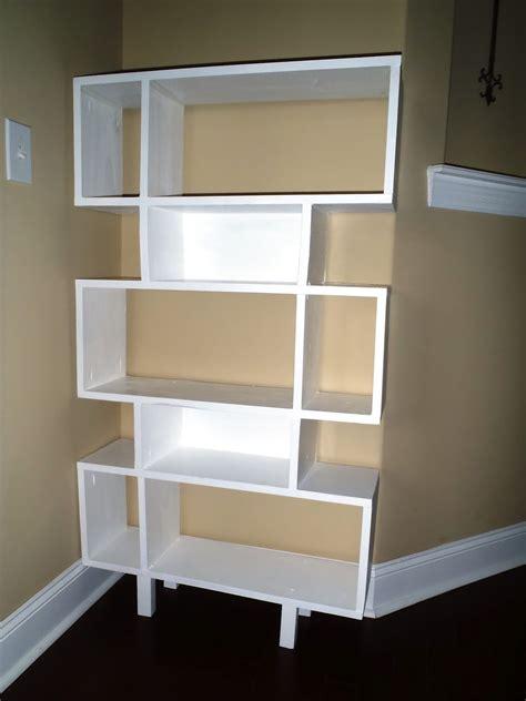 Lazy Liz On Less Simple Modern Shelf