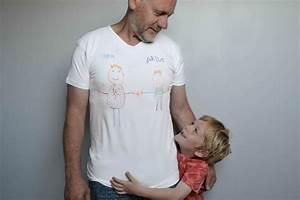 T Shirt Personnalisé Fete Des Peres : tee shirt personnalis f te des p res maman tout faire ~ Melissatoandfro.com Idées de Décoration