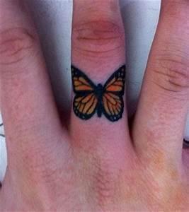 Tatuajes de mariposas, las mejores fotos de tattoos
