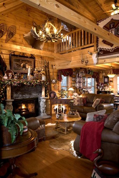 cozy cabin holiday gift guide winter house log cabin