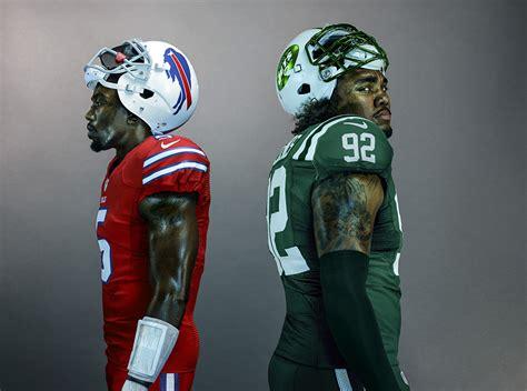 Buffalo Bills New Uniforms