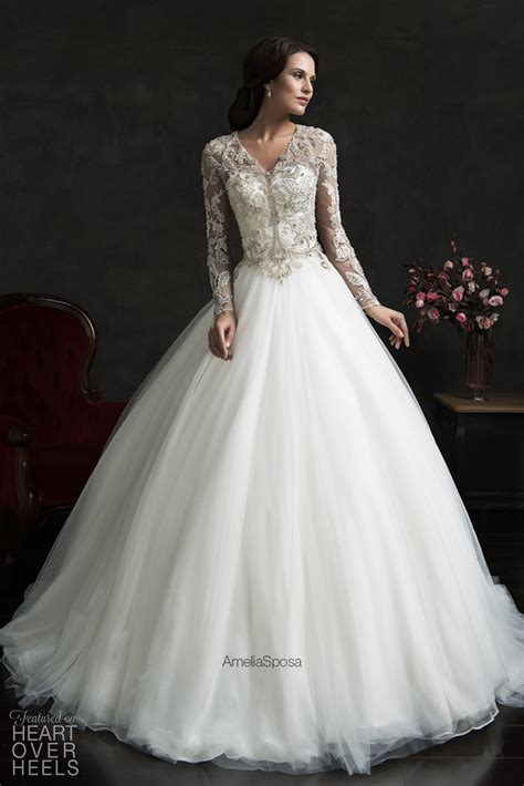 Christian Wedding Dresses 2017 2018   White Wedding Gowns