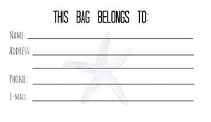 wedding invitation inserts my diy luggage tags with pics diy forum passport
