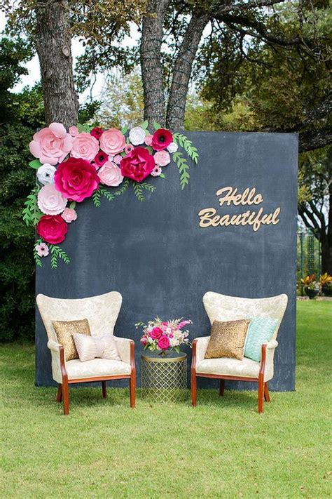 Diy Photo Booth Backdrop by 70 Budget Friendly Diy Photo Booth Backdrop Ideas And