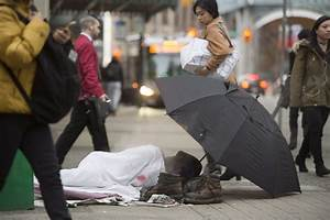 Number Of Homeless People Living In Vancouver Has Jumped