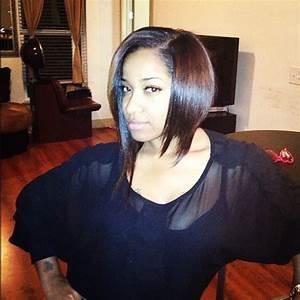 Toya Wright new short bob hairstyle