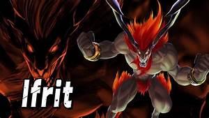 Ifrit Smashpedia Fandom Powered By Wikia
