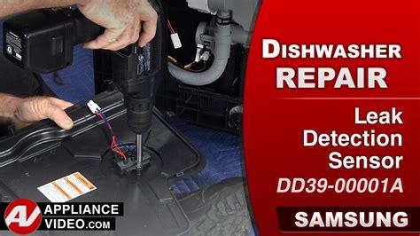 samsung dwjus waterwall dishwasher appliance video