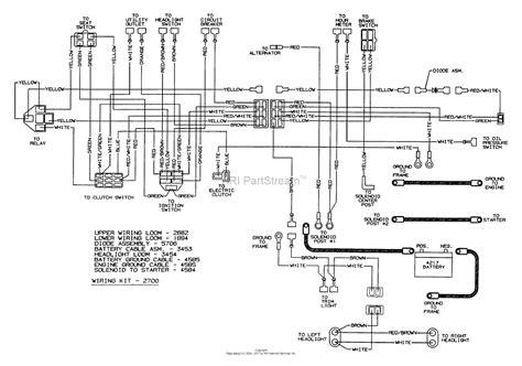 dixon ztr 5020 2001 parts diagram for wiring
