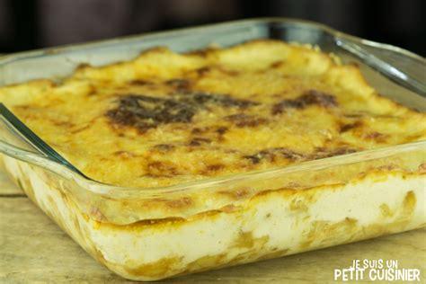 cuisine portugaise morue recette de bacalhau com natas gratin de morue à la