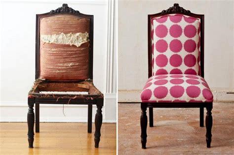 comment tapisser une chaise ancienne relooker un meuble ancien avec de la peinture idées supers