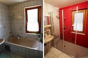 Wanne Raus Dusche Rein : an nur einem tag badewanne raus dusche rein vol at ~ Michelbontemps.com Haus und Dekorationen