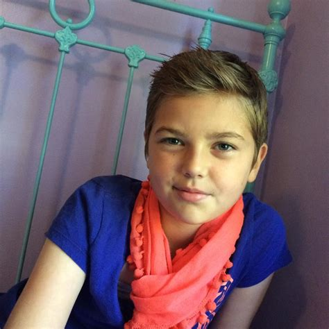 choosing and caring hairstyles for 13 year old boys hair