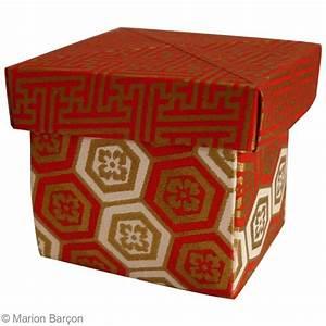 Comment Faire Une Boite En Origami : bo te avec couvercle en origami tuto facile id es conseils et tuto origami a faire ~ Dallasstarsshop.com Idées de Décoration