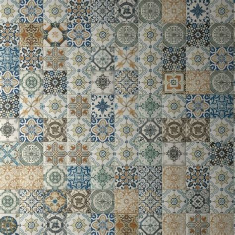 shabby chic tiles nikea patchwork tiles multi coloured tiles direct tile warehouse shabby chic style wales