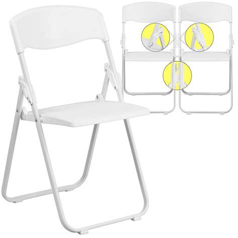 hercules plastic folding chairs hercules series 880 lb capacity heavy duty white plastic