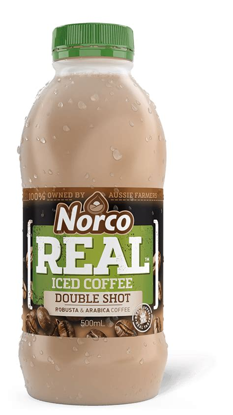 The term double, however, can no longer be assumed to be pulled on a double basket with a specific coffee yield, as the brew. REAL Iced Coffee Double Shot - Norco Foods