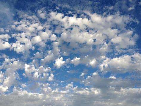 cloudscape clouds sky  photo  pixabay