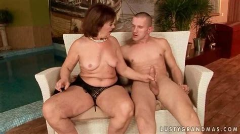 horny young man fucking ugly granny on gotporn