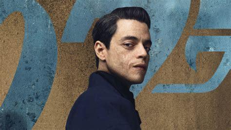 Rami Malek in No Time to Die 007 | HD, 4K, desktop wallpapers