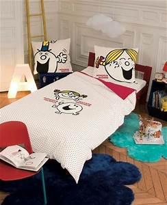 Linge de maison enfant pack linge de lit pack linge de for Décoration chambre adulte avec housse couette monsieur madame