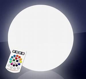 Boule Led Exterieur : boule lumineuse led jardin 80 cm sans fil 229 salon d 39 t ~ Teatrodelosmanantiales.com Idées de Décoration