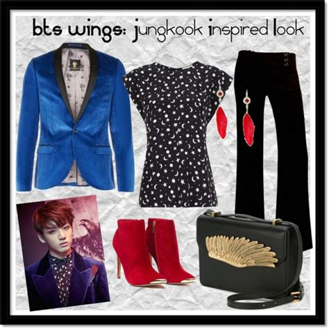 BTS WINGS Rap Monster And Jungkook Inspired Fashion For Women   WTK