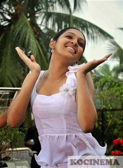 lakshmi menon hot navel show stills  actress gallery