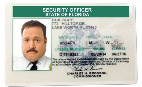 What Are The Requirements To Get The Florida Security