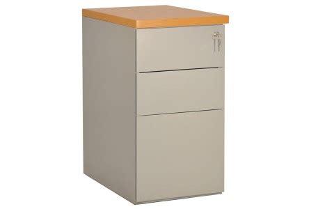 servante de bureau caisson hauteur bureau 2 tiroirs 1 dossier suspendus