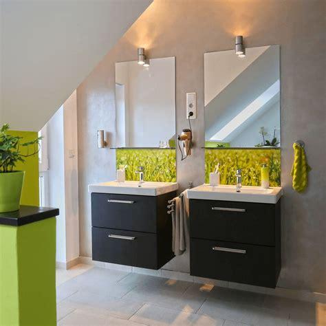 Badezimmer Deko Fotos by Badezimmer Design Ideen Acrylglas Druck Beispiel