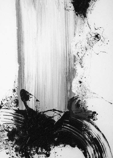 Abstract Black Ink by Absolutely Lovely Such Amazing Painting