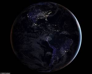 Amazon Uk Night Light Nasa Releases Stunning New Global Maps Of Earth At Night