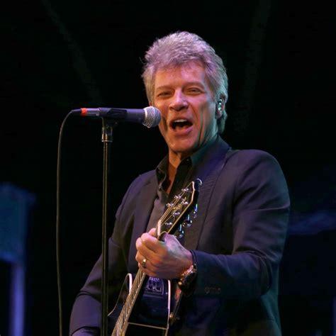 Bon Jovi Makes Live Comeback Cap Venue Review