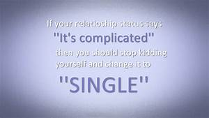 Being Single St... Facebook Single Quotes