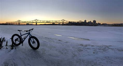 Stream 3030 commercial by mayoberry from desktop or your mobile device. Photo from Fat Bike Ride on the Illinois River (Peoria, IL) : bicycling