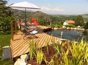 Bassin De Jardin Pour Poisson : bassin ornement jardin affordable jardin feng shui u ~ Premium-room.com Idées de Décoration