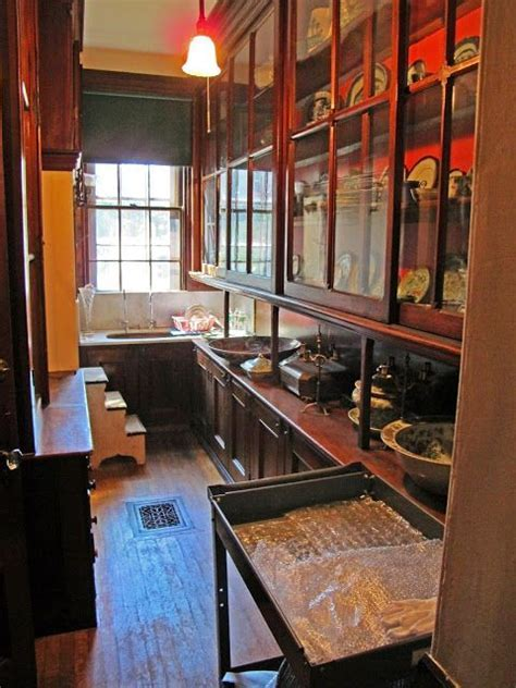 190 best images about Victorian Butler's Pantry on