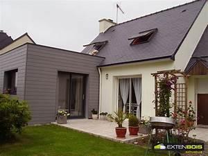 Agrandissement Maison : agrandissement d une maison quimper 29 ~ Nature-et-papiers.com Idées de Décoration