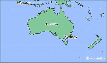 Coast Sydney Map Melbourne Darwin Canberra Cairns