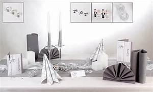 Tischdekoration Silberhochzeit Ideen : silberhochzeit zur feier geh rt eine sch ne tischdekoration tafeldeko ~ Frokenaadalensverden.com Haus und Dekorationen