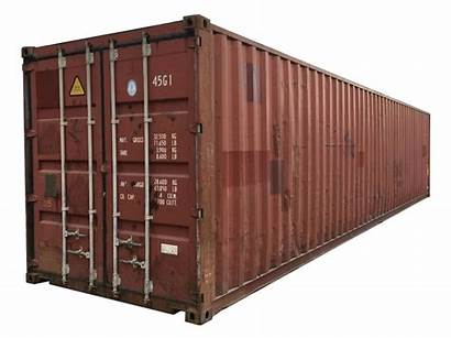 Container Containers 40ft Standard Water Tight Wind