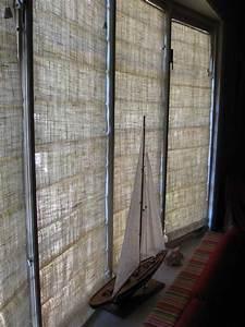 Rideau Toile De Jute : store bateau store v nitien toile de jute idees deco en 2018 pinterest couture patron ~ Teatrodelosmanantiales.com Idées de Décoration
