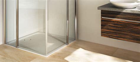 Bodengleiche Dusche Ohne Tür by Bodengleiche Dusche Und Die Stolperkante Ist Ad 233 Hornbad