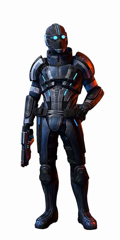 Human Adept Male Mass Effect Characters Multiplayer